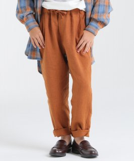 OUTLET CANVAS LINEN BAGGY PANTS<img class='new_mark_img2' src='https://img.shop-pro.jp/img/new/icons20.gif' style='border:none;display:inline;margin:0px;padding:0px;width:auto;' />