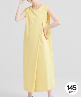 OUTLET MAXI TUCK DRESS<img class='new_mark_img2' src='https://img.shop-pro.jp/img/new/icons20.gif' style='border:none;display:inline;margin:0px;padding:0px;width:auto;' />