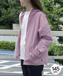 POCKETABLE PARKA SOLID