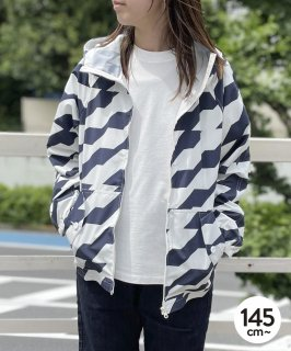 POCKETABLE PARKA PRINT