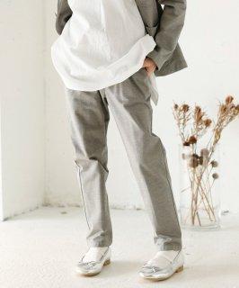 HIGH GAUGE JERSEY BASIC PANTS