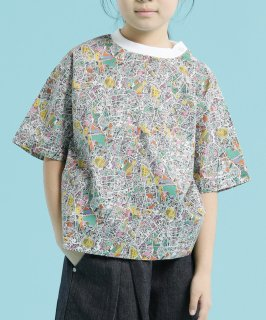 OUTLET LIBERTY SHIRT TEE<img class='new_mark_img2' src='https://img.shop-pro.jp/img/new/icons20.gif' style='border:none;display:inline;margin:0px;padding:0px;width:auto;' />
