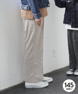 FLOWER WIDE PANTS<img class='new_mark_img2' src='https://img.shop-pro.jp/img/new/icons20.gif' style='border:none;display:inline;margin:0px;padding:0px;width:auto;' />