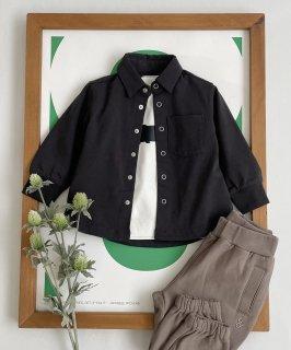 STANDCOTTON SHIRT