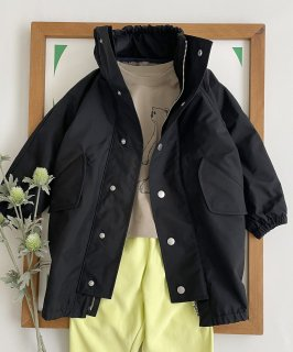 OUTLET SEVEN MONTH BLOUSON<img class='new_mark_img2' src='https://img.shop-pro.jp/img/new/icons20.gif' style='border:none;display:inline;margin:0px;padding:0px;width:auto;' />