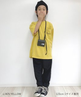 OUTLET G/D CANVAS PIZZA TEE ジャストルーズ 製品染め[85-145cm]<img class='new_mark_img2' src='https://img.shop-pro.jp/img/new/icons20.gif' style='border:none;display:inline;margin:0px;padding:0px;width:auto;' />