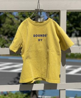 OUTLET G/D CANVAS SOUNDS BY TEE 製品染め ジャストルーズ[85-145cm]<img class='new_mark_img2' src='https://img.shop-pro.jp/img/new/icons20.gif' style='border:none;display:inline;margin:0px;padding:0px;width:auto;' />