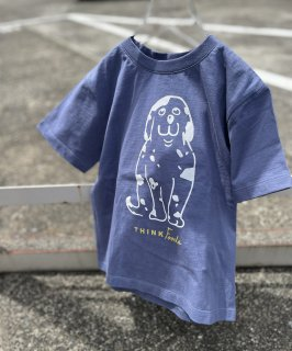OUTLET OG DALMATIAN TEE ジャストルーズ オーガニックコットン[80-145cm]<img class='new_mark_img2' src='https://img.shop-pro.jp/img/new/icons20.gif' style='border:none;display:inline;margin:0px;padding:0px;width:auto;' />