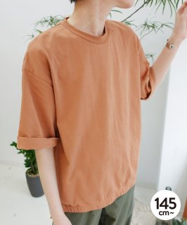 BALOON CORD TEE[145-165cm]<img class='new_mark_img2' src='https://img.shop-pro.jp/img/new/icons20.gif' style='border:none;display:inline;margin:0px;padding:0px;width:auto;' />
