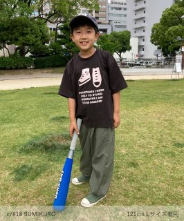 5/S WIDE SNEAKER TEE ワイド型[80-145cm] <img class='new_mark_img2' src='https://img.shop-pro.jp/img/new/icons20.gif' style='border:none;display:inline;margin:0px;padding:0px;width:auto;' />
