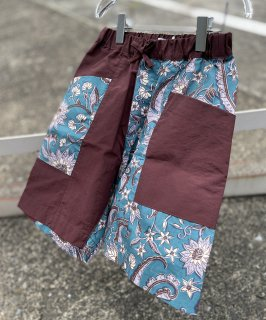 OUTLET PRINT CRAZY  SHORTS[85-145cm]<img class='new_mark_img2' src='https://img.shop-pro.jp/img/new/icons20.gif' style='border:none;display:inline;margin:0px;padding:0px;width:auto;' />