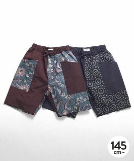 PRINT CRAZY  SHORTS[145-155cm]<img class='new_mark_img2' src='https://img.shop-pro.jp/img/new/icons20.gif' style='border:none;display:inline;margin:0px;padding:0px;width:auto;' />