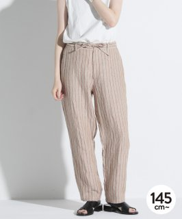 HERDMANS LINEN BAGGY PANTS