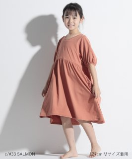 OG V/N GATHER DRESS