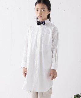 B/D LONG SHIRT ロングシャツ ユニセックス[100-145cm]