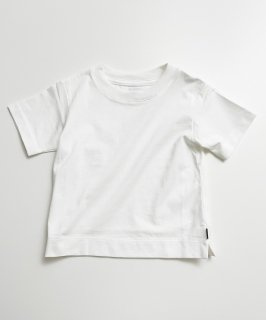 OUTLET BASIC WHITE TEE [85-95cm]<img class='new_mark_img2' src='https://img.shop-pro.jp/img/new/icons20.gif' style='border:none;display:inline;margin:0px;padding:0px;width:auto;' />