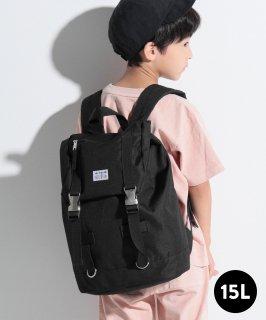 UTILITY BAG [BLACK] 撥水リュック 容量15L ランドセル 通塾 CORDURA