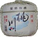 桃川金松 18L 本荷樽 (お届けまで1ヶ月ほどかかります。)
