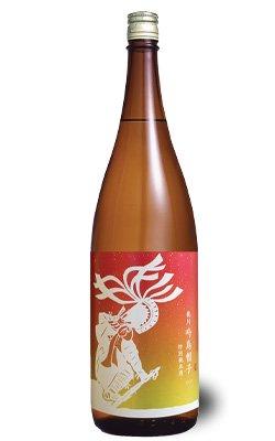 桃川 吟烏帽子 特別純米酒1800ml