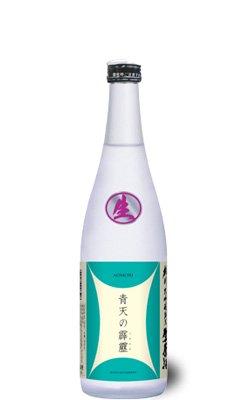 【生原酒】青天の霹靂 桃川 大吟醸純米酒生原酒720ml