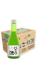 【ケース販売】桃川 にごり酒300ml×12本