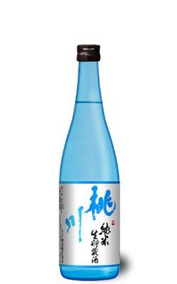 桃川 純米生貯蔵酒720ml