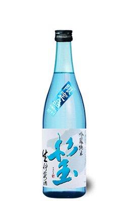 杉玉吟醸純米生貯蔵酒 720ml