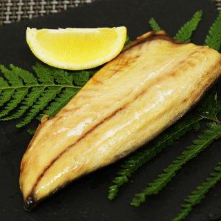 シンプルな味付けが魚の旨味を引き立てる|干物 トロサバ|奥益商店
