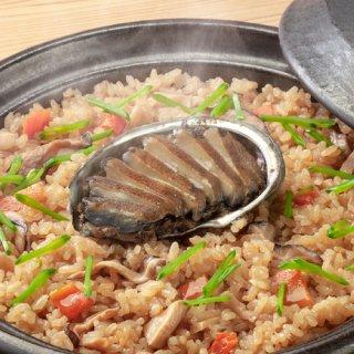 あの高級食材あわびが丸ごと!ご自宅で簡単、プロの味 炊き込みご飯の素 あわび 松村