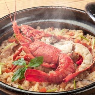 三重県産伊勢海老を贅沢に使った、旨味たっぷり口で広がるハーモニー 炊き込みご飯の素 伊勢海老 松村