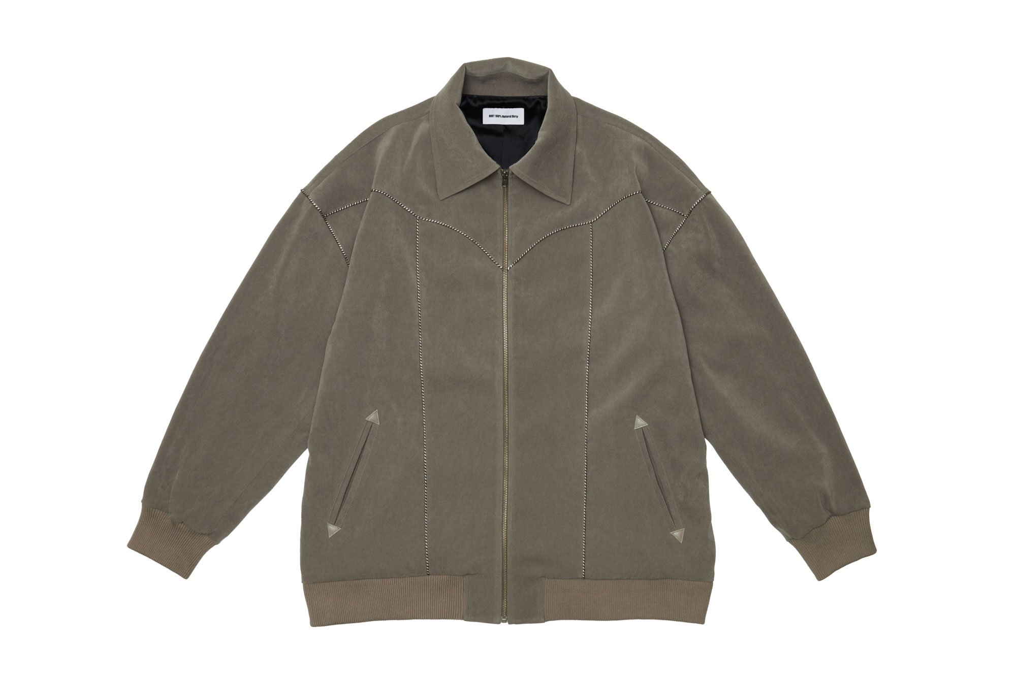 2020AW collection Western Blouson KH