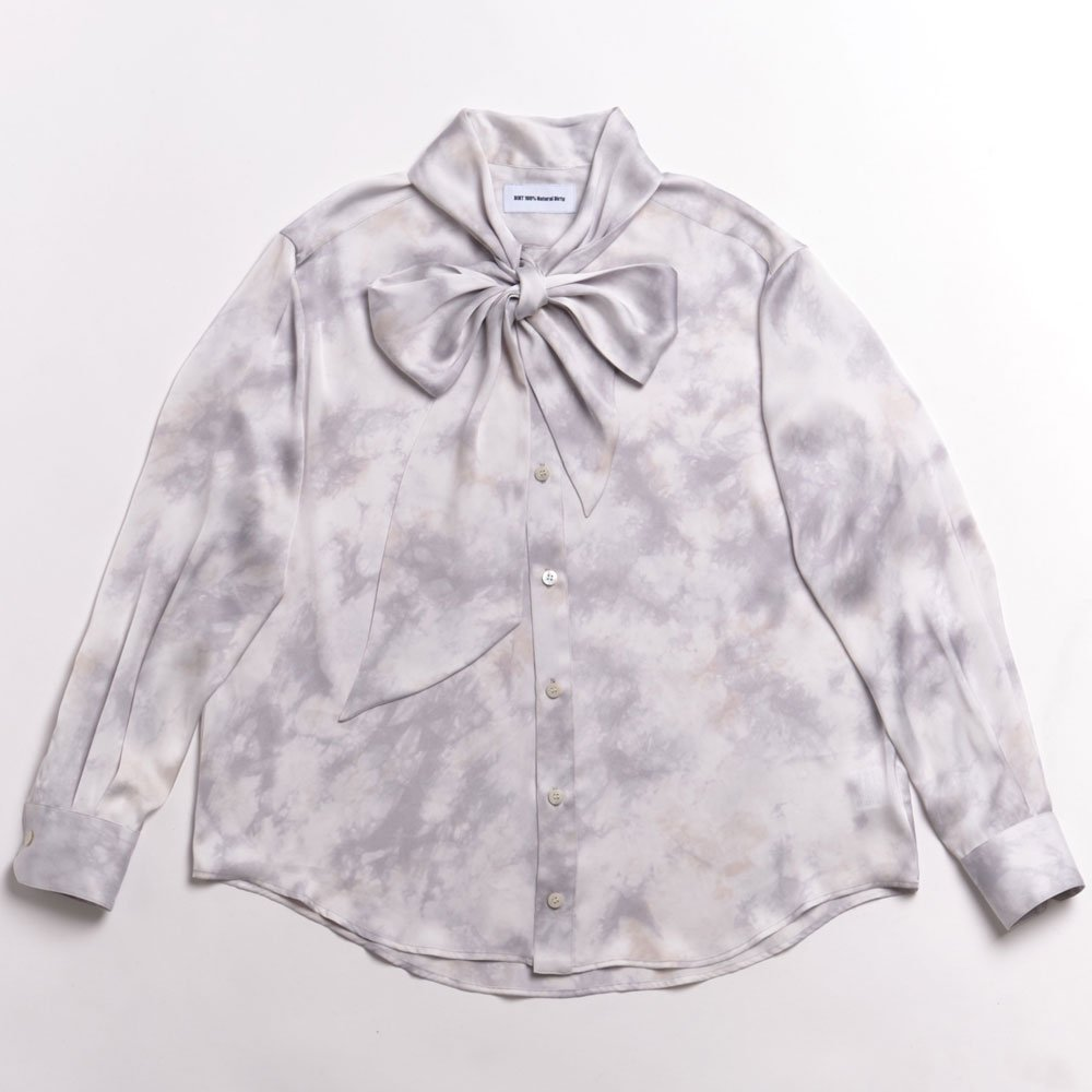 2021SS collection Bow Blouse