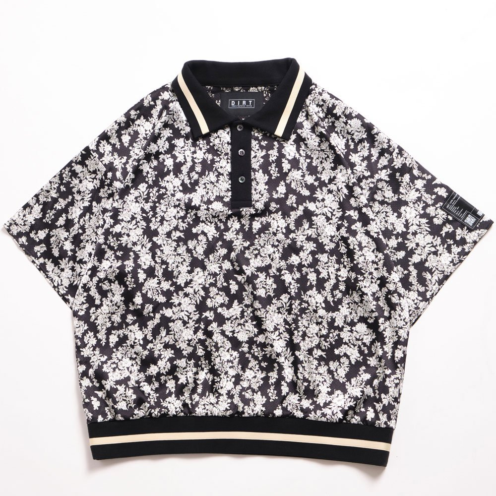 <img class='new_mark_img1' src='https://img.shop-pro.jp/img/new/icons14.gif' style='border:none;display:inline;margin:0px;padding:0px;width:auto;' />2021SS collection Jacquard Polo Shirt