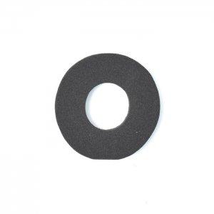 EVAアルファベット O ブラック