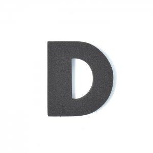 EVAアルファベット D ブラック