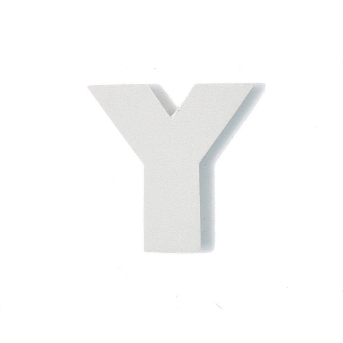 EVAアルファベット Y グレー