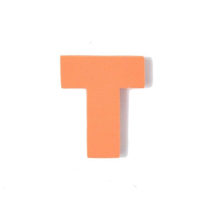 EVAアルファベット T オレンジ