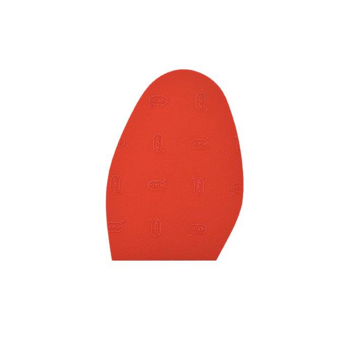 ヴィブラムソール #7373 Red ハーフソール