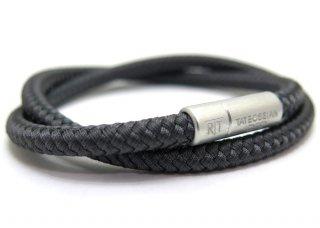 TATEOSSIAN(タテオシアン)ショーディッチブレスレット(グレー) - ブランド