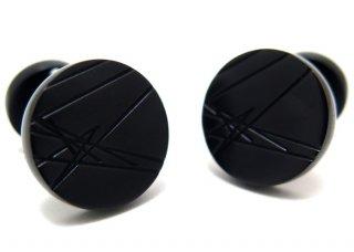 TYLER & TYLER(タイラー&タイラー) カプセルアイコンズカフス(マードックブラック)(カフスボタン/カフリンクス) - ブランド