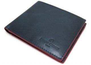 SIMON CARTER(サイモンカーター) レッドエッジレザーウォレット (折り畳み財布) - ブランド