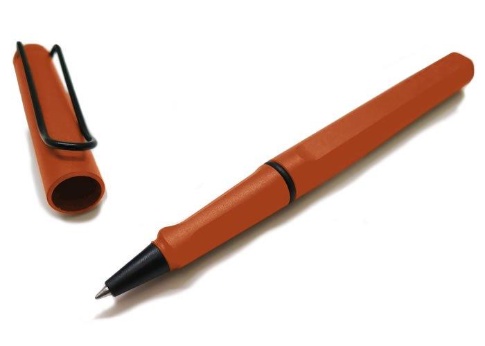 【数量限定】LAMY(ラミー)サファリ ファースト ローラーボールペン(テラレッド)  - ブランドの画像
