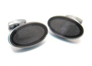 TATEOSSIAN(タテオシアン) アイスオーバルカフス(ターコイズ)(カフスボタン/カフリンクス) - ブランド