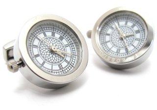 TATEOSSIAN(タテオシアン) ビッグベン時計カフス(カフスボタン/カフリンクス) - ブランド