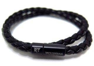 TATEOSSIAN(タテオシアン) チェルシーブレスレット(ブラックブラック) - ブランド