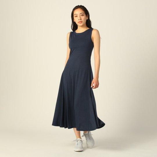Summer Dress ノースリーブ サマードレス ワンピース【スポーツウェア ヨガウェア】