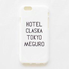 iPhone6/6sケース HOTEL CLASKA TOKYO[50%OFF]