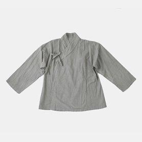 コート 薄手 ライトグレー