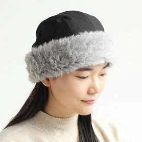 MGA-060 garden hood cap / ブラック