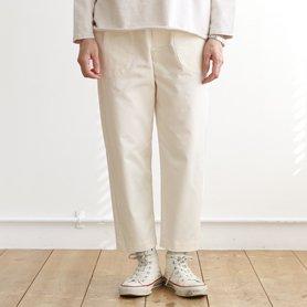 work pants / アイボリー
